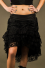 SK1 - Skirt in Crumpled Lace, Front Raising Links