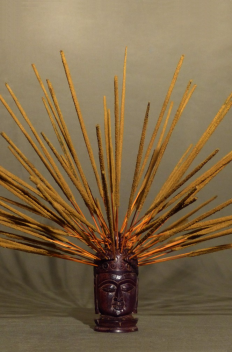 Natural incense SWAMI - Cynamone, Cardamone, Ginger & Clove