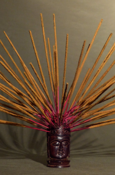 Natural incense KOBRA - Strawberry & Coconut