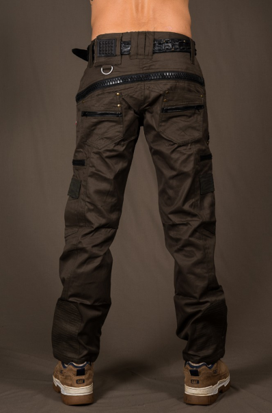 Cosmos Tribe Western Pant